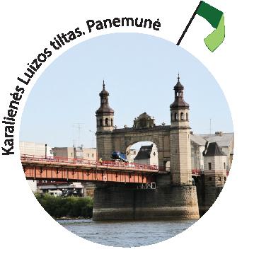 Karalienės Luizos tiltą