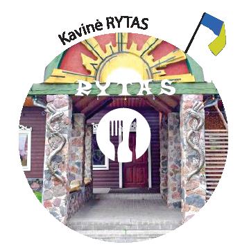 """Kavinė """"RYTAS"""""""