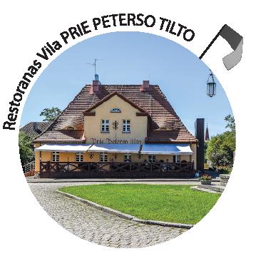 Restoranas Vila PRIE PETERSO TILTO